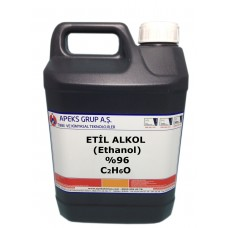 DENANOL - ( %96 etil alkol )