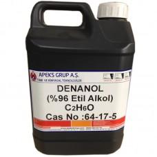 DENANOL - ( %96 - %99 etil alkol )